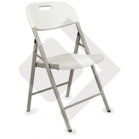 Wladhe silla plegable de resina - Sillas de resina carrefour ...