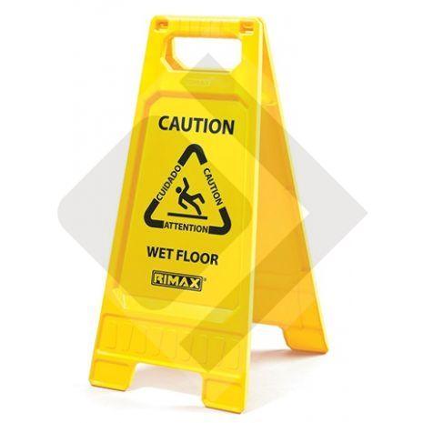 wladhe se al de piso precaucion
