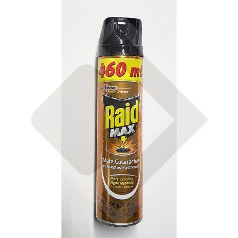 Wladhe insecticida raid for Raid casa y jardin